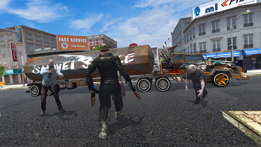 Zombie Crime Shooting Game 1.1 screenshots 13