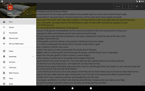 Bible Offline screenshot 9