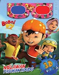 """3D Coloring Boboiboy: MELAWAN ADUDU - Animonsta"""