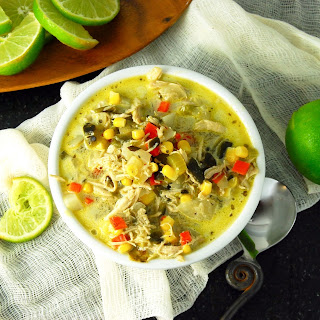 Chicken Corn Chowder Poblano Peppers Recipes