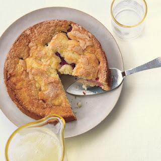 Raspberry Buttermilk Cake Recipe
