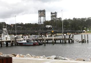 Photo: Year 2 Day 171 -  The Bridge at Bateman's Bay