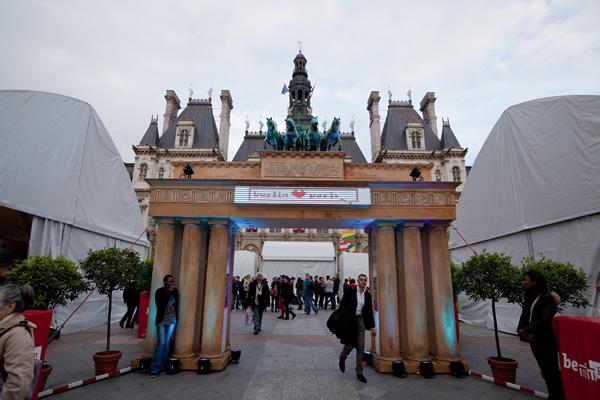 Photo: Crédits :  Mairie de Paris/Jean-Baptiste Gurliat