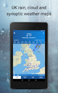 UK Weather Maps - Met Office screenshot 5