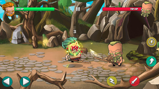 Tiny Gladiators - Fighting Tournament screenshot 22