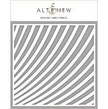 Altenew Stencil 6X6 - Molded Lines