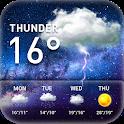 World weather widget&Forecast icon