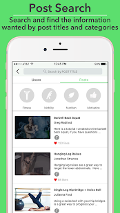 FitChirp - A Health & Fitness Sharing Community- screenshot thumbnail