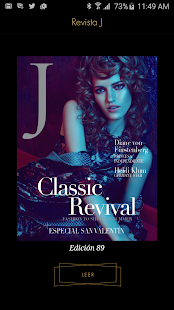 Revista J by Jockey Plaza: miniatura de captura de pantalla