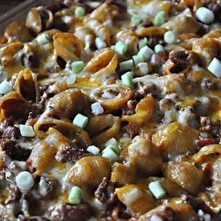 Pasta Bake Ground Beef With White Sauce Recipes.