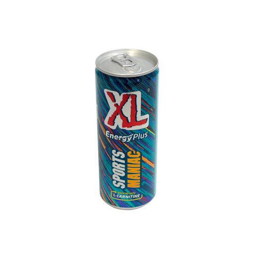 bebida energetica xl sports maniac 250 ml