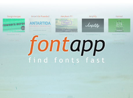 Kreativ Font App