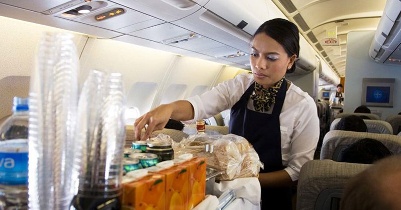 Why You Should Always Try to Avoid Drinking Airplane Water