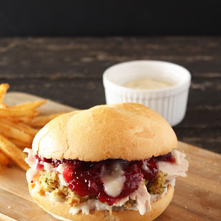 The Ultimate Thanksgiving Leftovers Sandwich