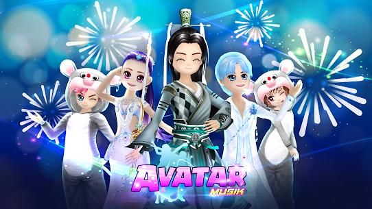 AVATAR MUSIK WORLD – Music and Dance Game 1