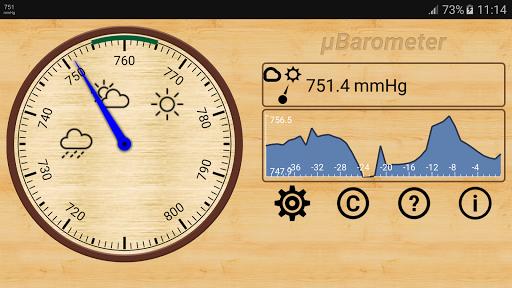 mu Barometer 3.0.1 screenshots 7