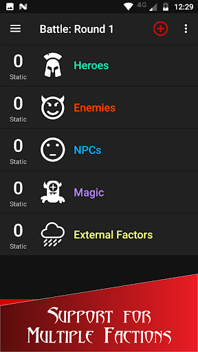 Initiative Tracker for D&D  {cheat|hack|gameplay|apk mod|resources generator} 5