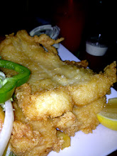 Photo: And fried grouper which is really, really good! Definitely give it a try.