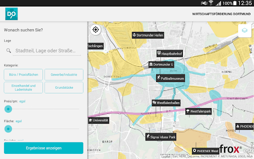 Dortmunder Immobilien App 4.0- screenshot thumbnail