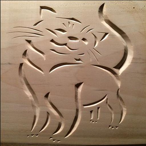 Wood Carving Design (app)