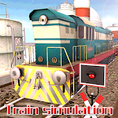 train traffic simulator