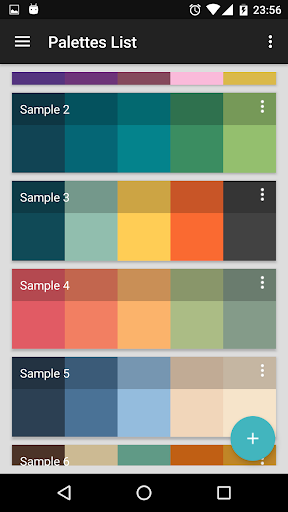 Color Reference. Colors, palettes and wallpapers! 19.0 screenshots 4