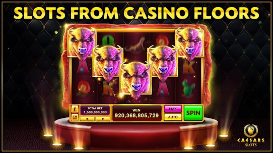 Caesars Slots: Free Slot Machines & Casino Games App Download For Android and iPhone 4