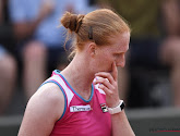 Alison Van Uytvanck verliest in eerste ronde US Open van Tsurenko