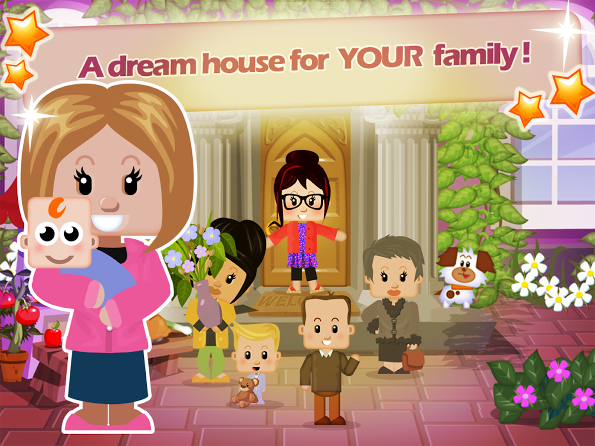 Family House- screenshot