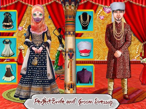 Muslim Hijab Wedding Girl Arranged Marriage Game 1.0.2 screenshots 7