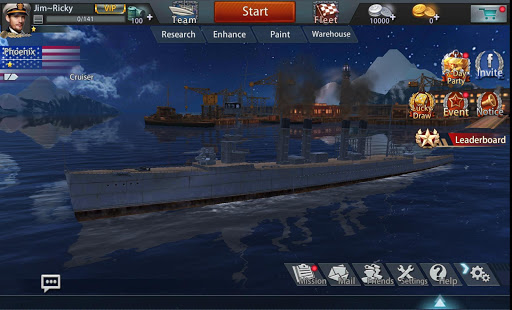 King of Warship:Sail and Shoot  gameplay | by HackJr.Pw 7