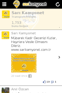 Sarı Kamyonet- screenshot thumbnail
