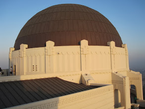 Photo: Most famous dome in L.A. - The copper dome over the planetarium was restored during the $93-million renovation that was completed in 2007.