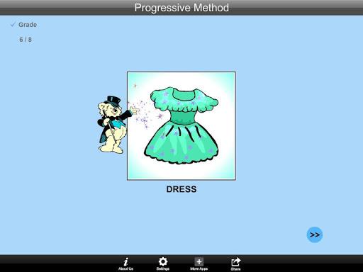 Cloth Progressive Method Lite