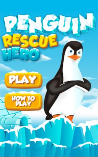 Penguin Rescue Hero