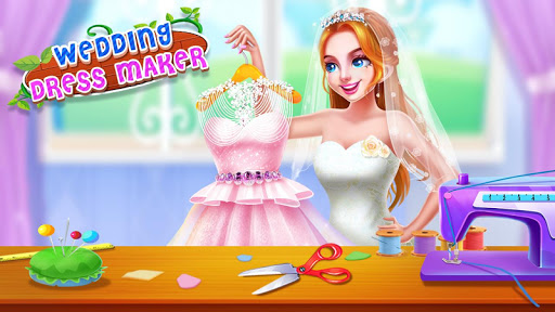 Wedding Dress Maker - Princess Boutique 1.5.3122 screenshots 8