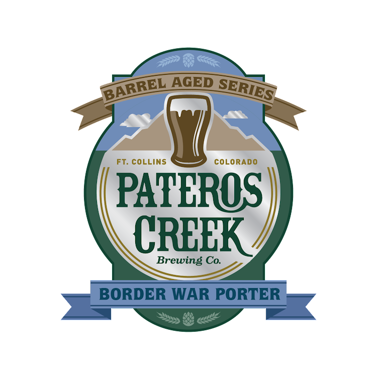 Logo of Pateros Creek Border War