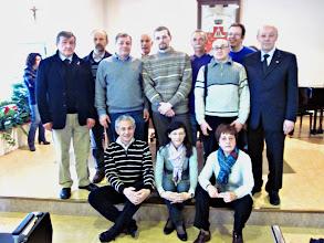 Photo: il nuovo consiglio direttivo AVIS Biassono