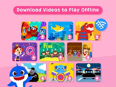 Baby Shark Best Kids Songs & Stories App Download For Android and iPhone 4