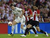 L'Athletic Bilbao a concédé le match nul face à Valladolid 1-1