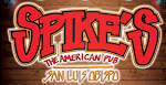 Logo for Spike's - The American Pub - San Luis Obispo, CA