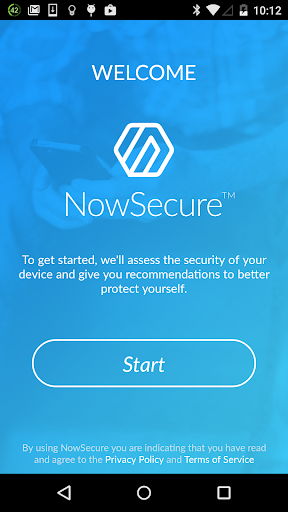 Mobile Security NowSecure