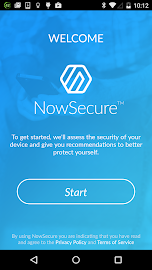 Mobile Security   NowSecure Screenshot 1