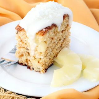 White Cake Mix Pineapple Recipes