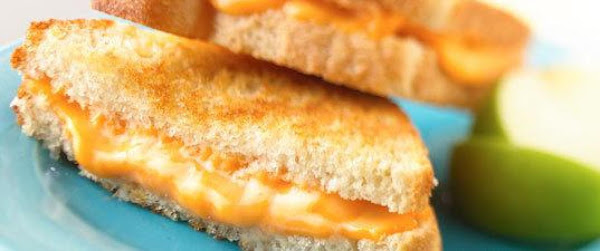Classic Grilled Cheese Sandwich Recipe