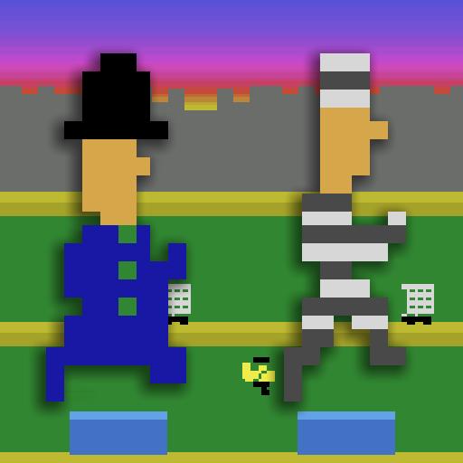Keystone Kapers - Retro Game (game)