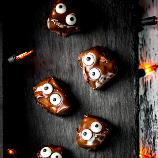 Chocolate Covered Monster Cookies.