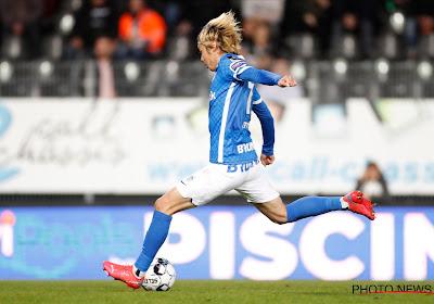 Opsteker na pijnlijke nederlaag in Charleroi: opnieuw verlengt Genk-sterkhouder contract