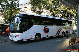 Photo: E#: KH 83708 ved Drammen stasjon, 21.09.2012. Eikerbussen AS, Hokksund.