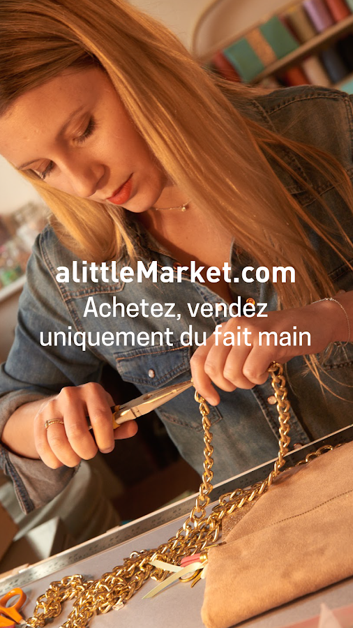 A little Market - fait main- screenshot